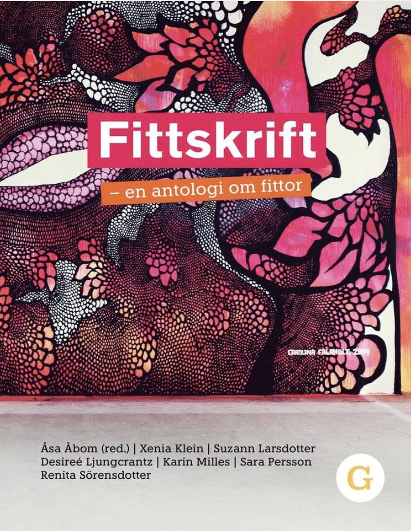 Fittskrift - Suzann Larsdotter